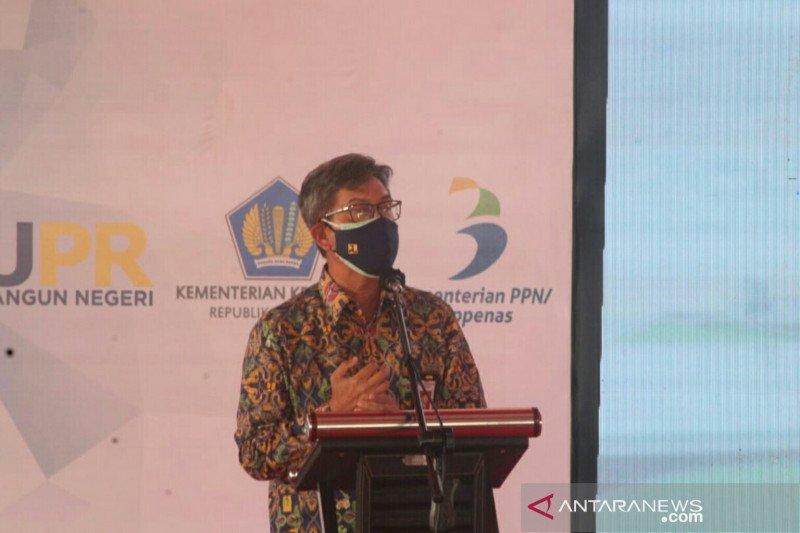 Dirjen cipta karya sebut proyek IPAL Palembang sasar 100.000 jiwa