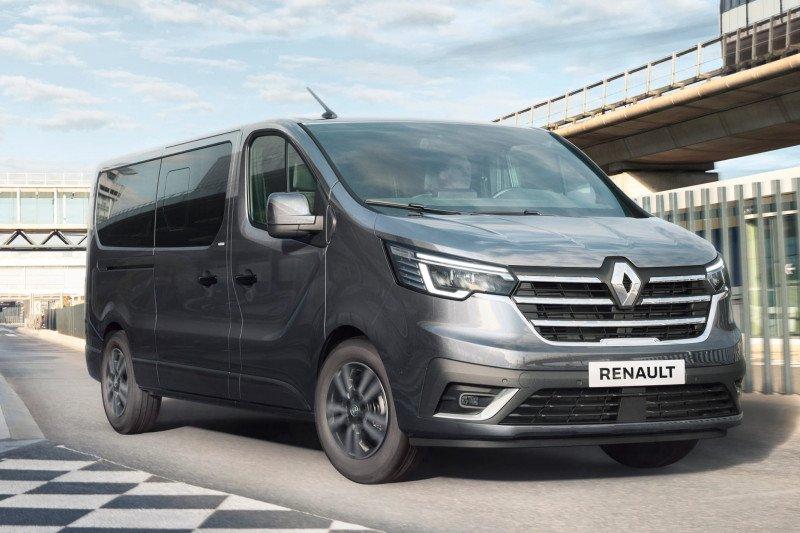 Renault siapkan dua van baru untuk tahun depan