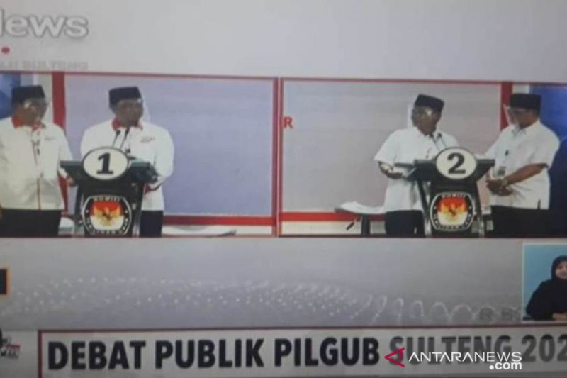 Menakar strategi paslon gubernur-wagub Sulteng cegah COVID