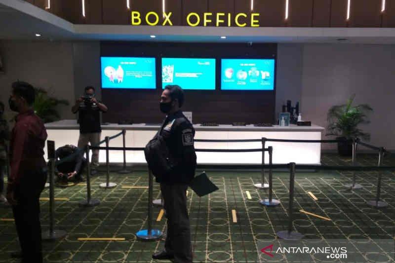 Pemkot Cirebon izinkan bioskop beroperasi