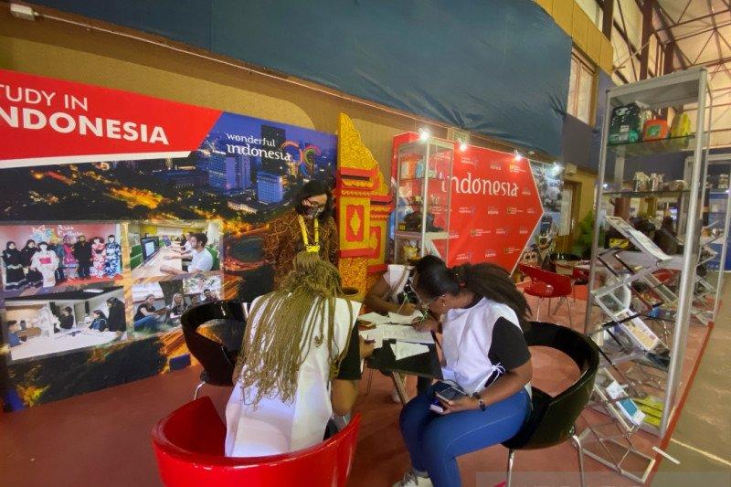KBRI promosikan wisata dan studi di Indonesia bagi warga Namibia
