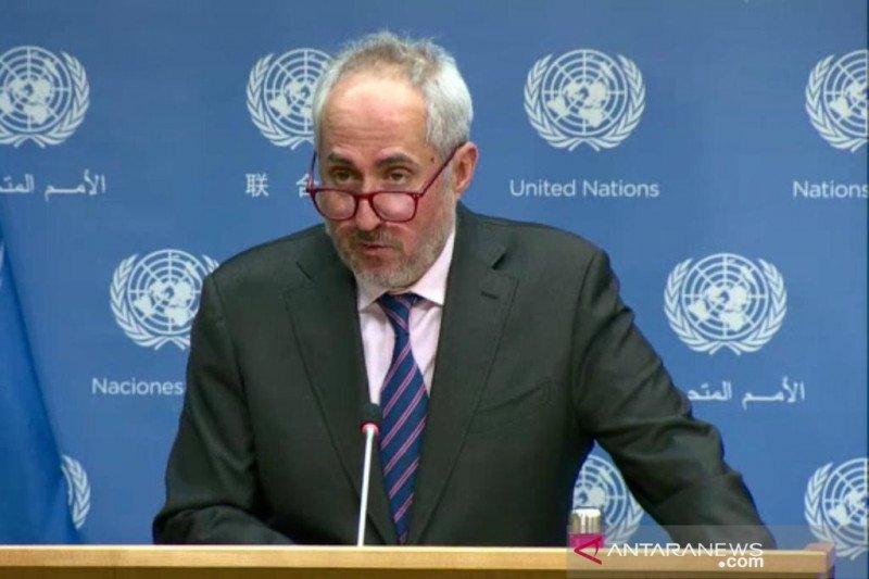 PBB, sejumlah negara sesalkan keputusan AS keluar Perjanjian Paris