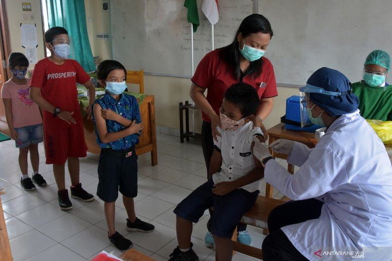 LIPI: Perlu data ilmiah efikasi vaksin Sinovac pada anak-anak