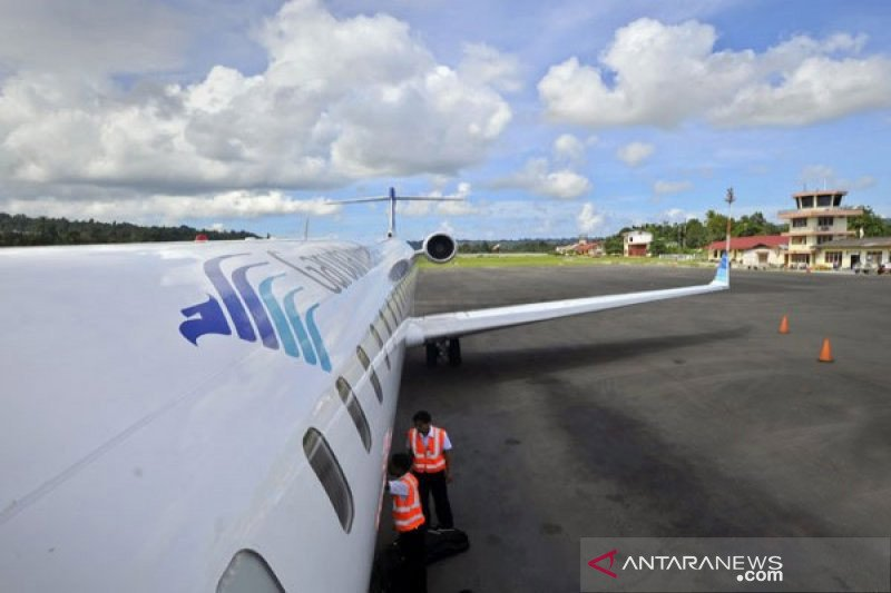 Gelar RUPSLB, Direktur Keuangan Garuda Indonesia diganti
