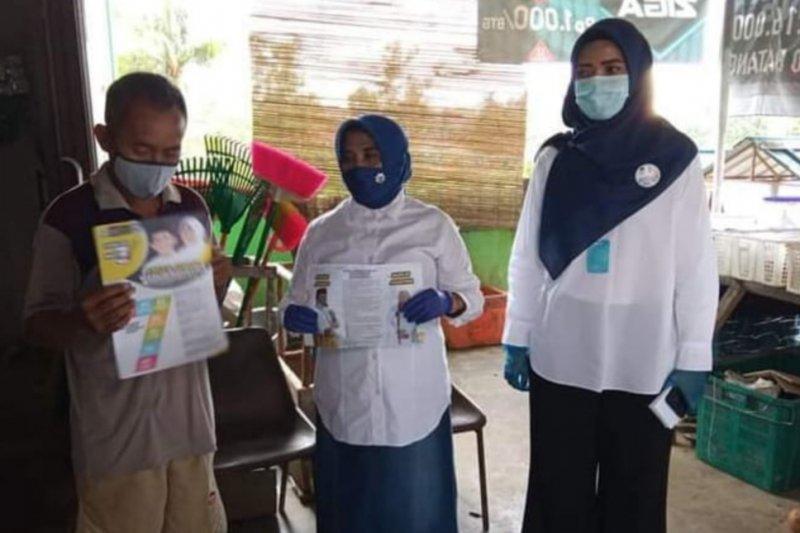 Bawaslu lanjutkan kasus Wali Kota Tanjungpinang bagikan masker Temasek