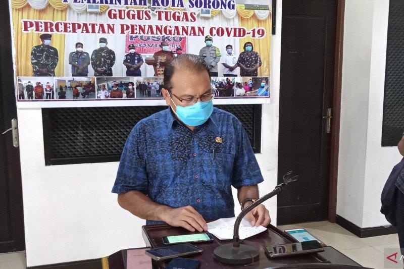 Tambah 13, positif COVID-19 di Sorong-Papua Barat naik 2.011 kasus