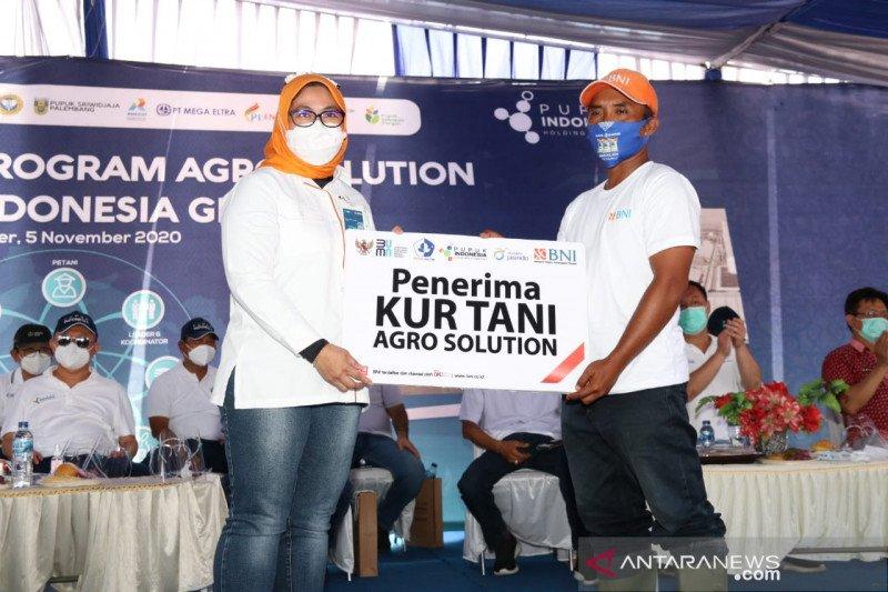 BNI-Pupuk Indonesia dorong implementasi Agro Solution di Jember