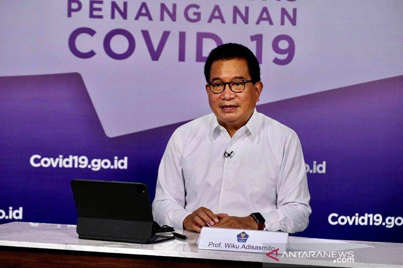 Satgas COVID-19 minta Gubernur Anies tindak pelanggar protokol