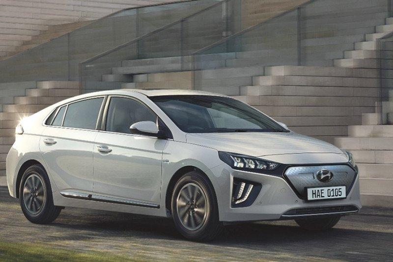 Hyundai IONIQ dan Kona Electric mengaspal di Indonesia, ini harganya