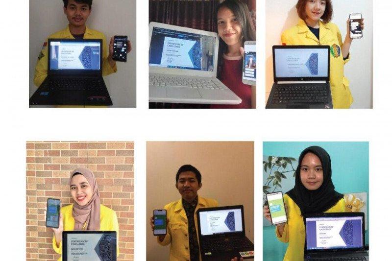 Tiga penghargaan kompetisi internasional disabet mahasiswa Vokasi UI