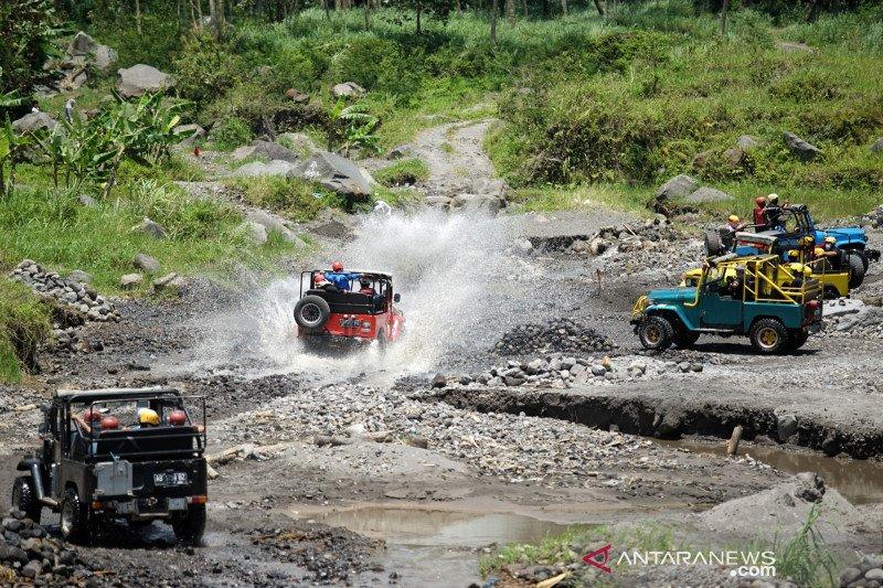 PHRI berharap wisatawan ke Yogyakarta tidak terpengaruh kondisi Merapi