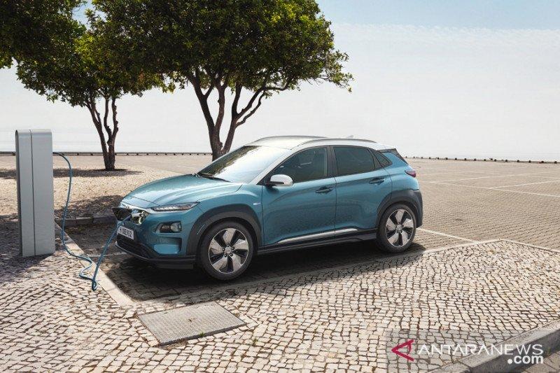 Menilik fitur dan teknologi Hyundai Kona Electric