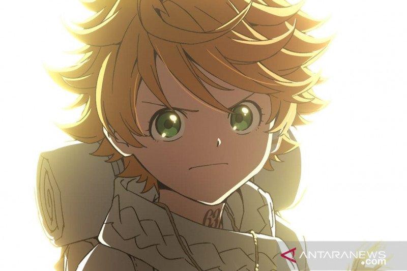 "Anime ""The Promised Neverland"" musim dua tayang Januari 2021"