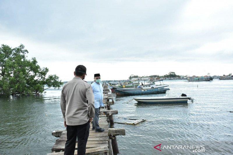 Pelabuhan kapal roro Pulau Lepar Babel ditargetkan operasi akhir 2021