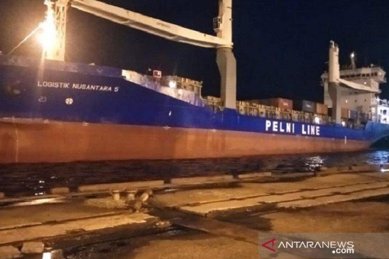 Kemenhub optimalkan dua trayek tol laut untuk tingkatkan pelayanan