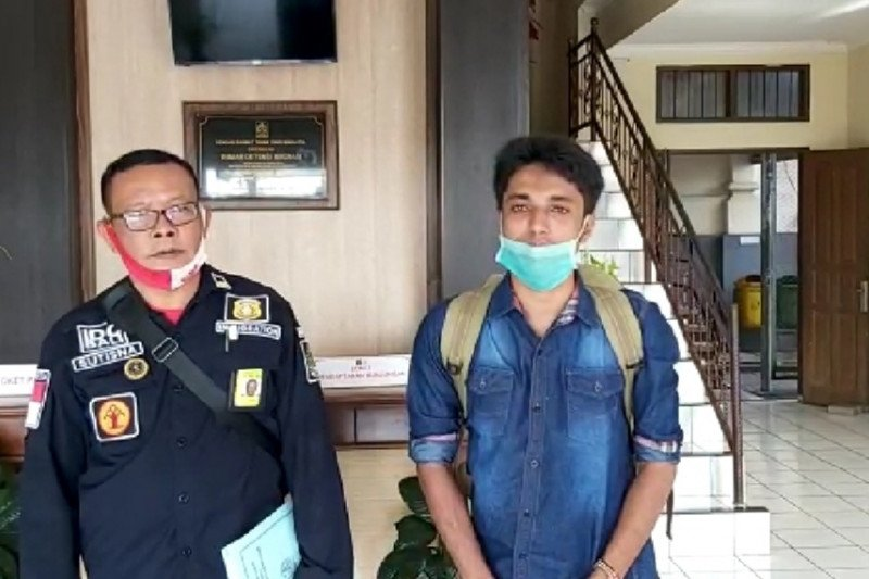 Kemenkumham: Rudemin Denpasar dominan deportasi WN Nigeria selama 2020