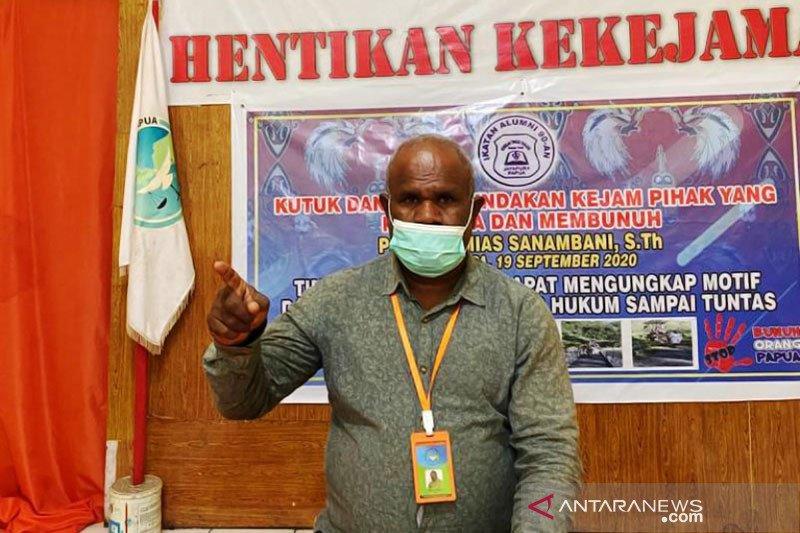 PAK HAM ajak mewujudkan Papua rumah damai