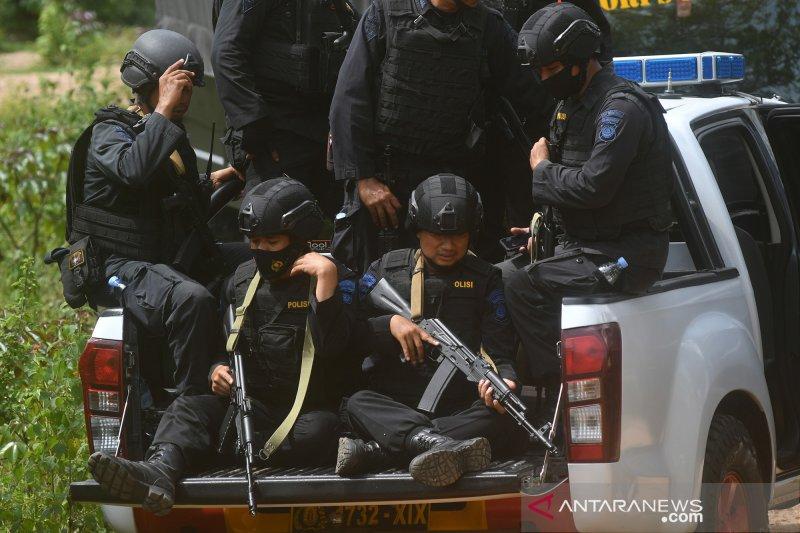 Polri duga kelompok Ali Kalora bunuh empat warga di Kabupaten Sigi
