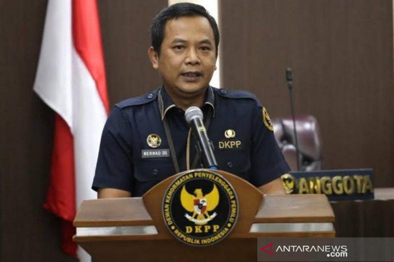 DKPP gelar sidang periksa Komisioner KPU dan Bawaslu Kota Mataram