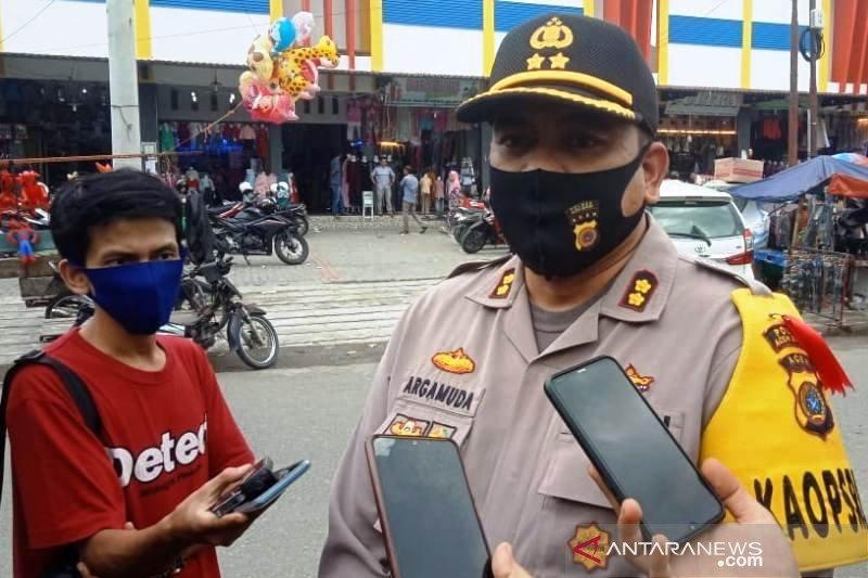 Tujuh pria diduga penambang emas ilegal di Aceh Barat ditangkap