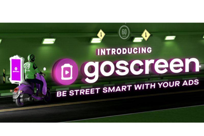 "Layanan iklan luar ruang GoScreen pakai teknologi ""object recognition"""