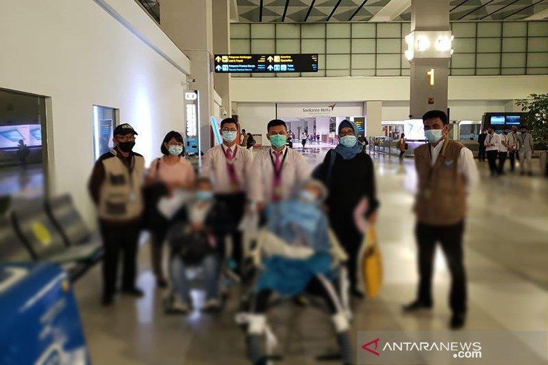 KJRI berhasil pulangkan dua PMI dari Hong Kong, Makau