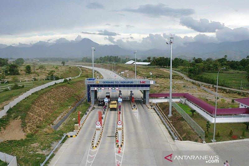 Tol Pekanbaru-Dumai berbayar mulai besok, 10 November 2020