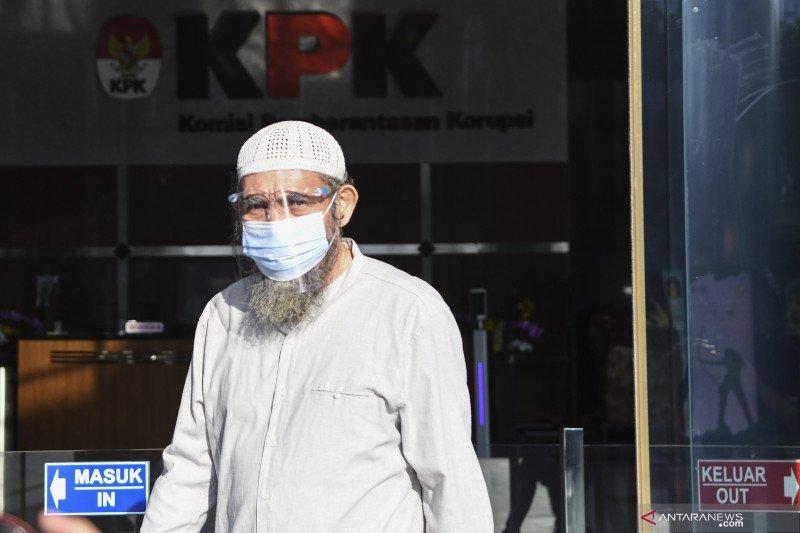 KPK kembali panggil aktor Rudy Wahab terkait kasus Rachmat Yasin