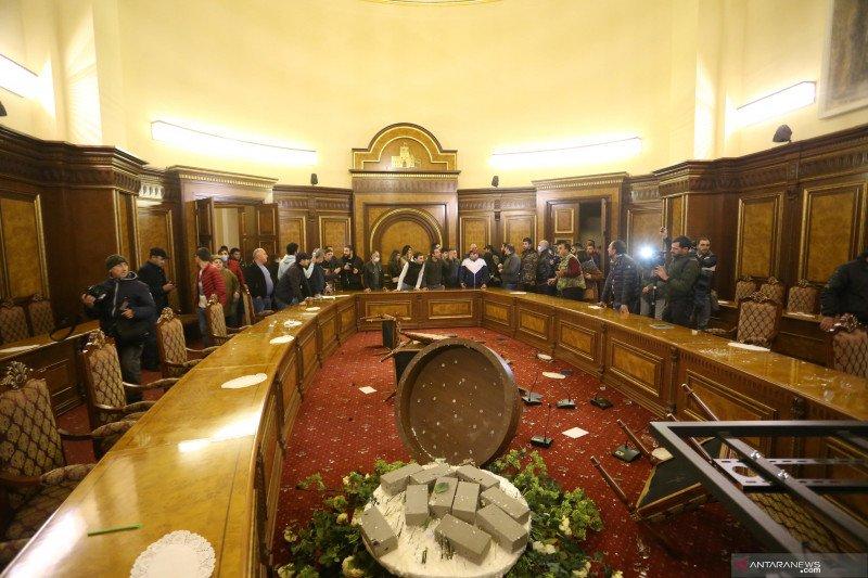 Armenia: Pembunuhan terhadap PM Pashinyan dicegah