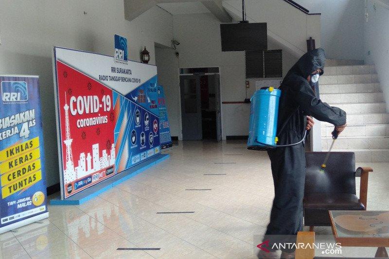 Karyawan positif COVID-19, RRI Surakarta tutup tiga hari