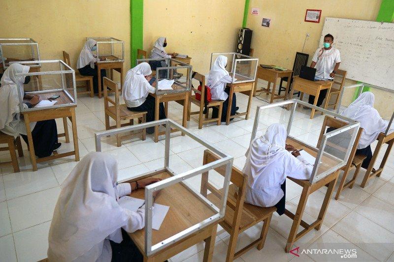 Banjarmasin lakukan simulasi pembelajaran tatap muka di empat SMP