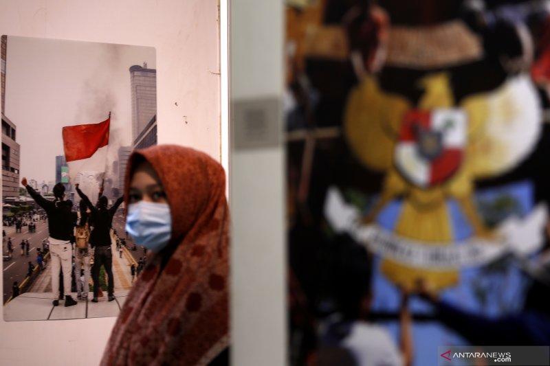 Pameran foto virtual Manunggal Negeri