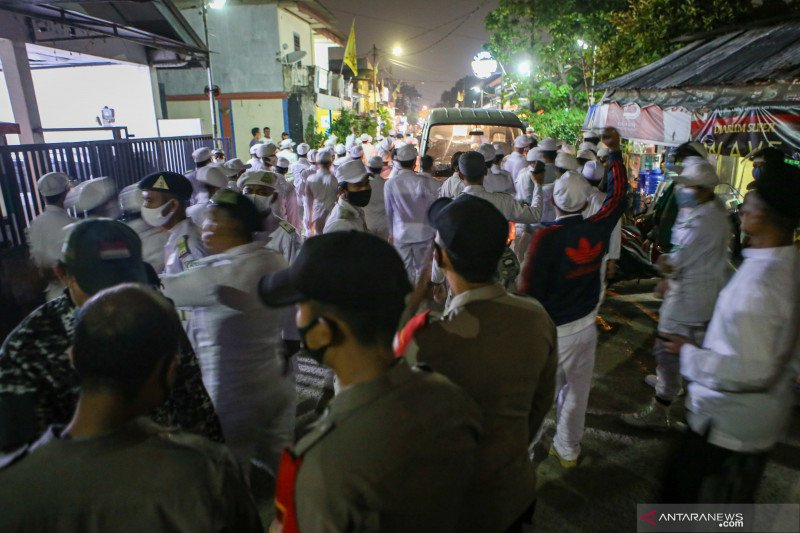 Inas Nasrullah Zubir nilai Jokowi Presiden, wajar disambut massa