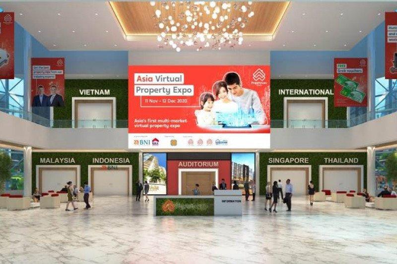 PropertyGuru gelar pameran properti virtual  antarnegara terbesar di Indonesia