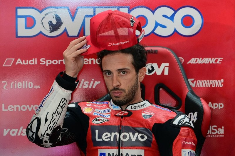 "Dovizioso bakal ""cuti"" dari MotoGP mulai 2021"