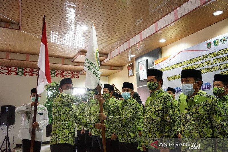 DMI diajak sukseskan Pilkada Kalimantan Tengah 2020