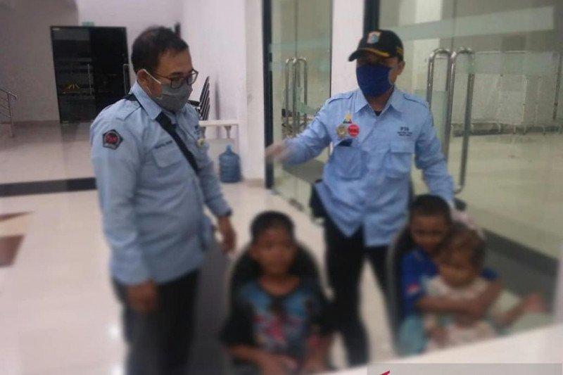 Tiga anak jadi korban eksploitasi jalanan di Jakarta Barat