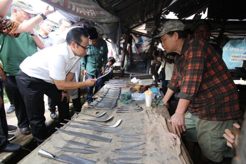 Kunjungi Cianjur, Wakil Ketua DPR soroti sektor pertanian