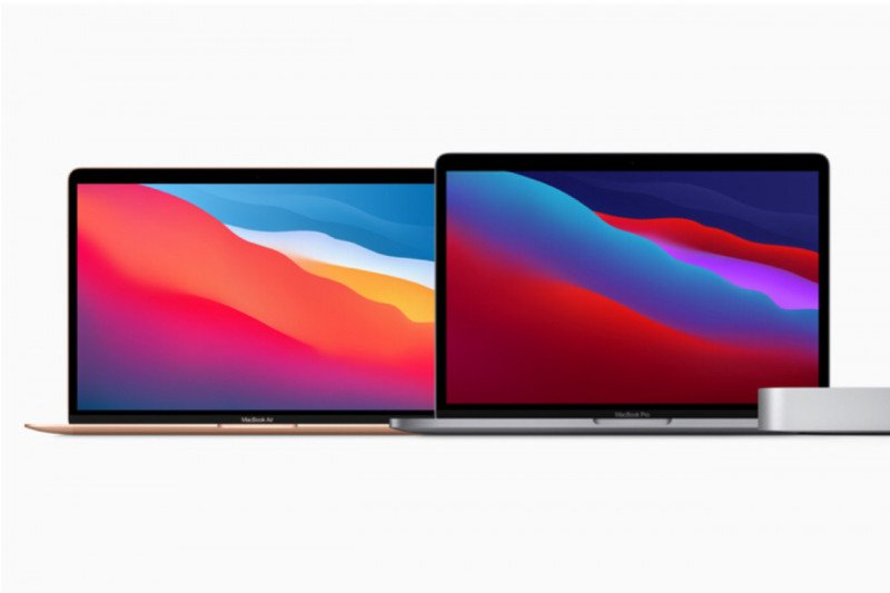 Apple luncurkan MacBook dengan chip miliknya sendiri
