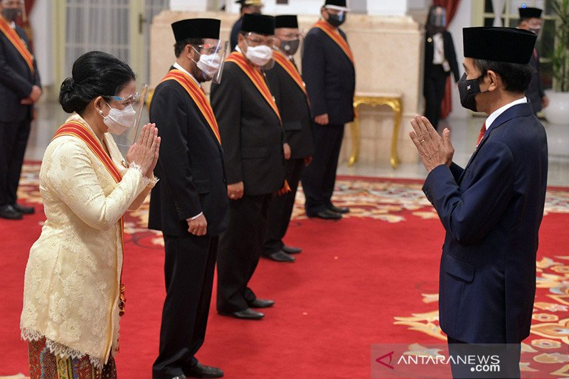 Puan: Anugerah Bintang Mahaputera memacu pengabdian untuk bangsa