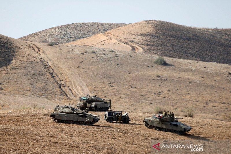 Israel punya robot militer bersenjata? Ini faktanya