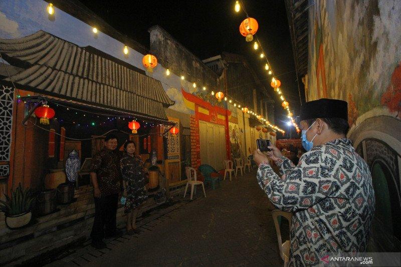 Wisata kampung Pecinan di Surabaya