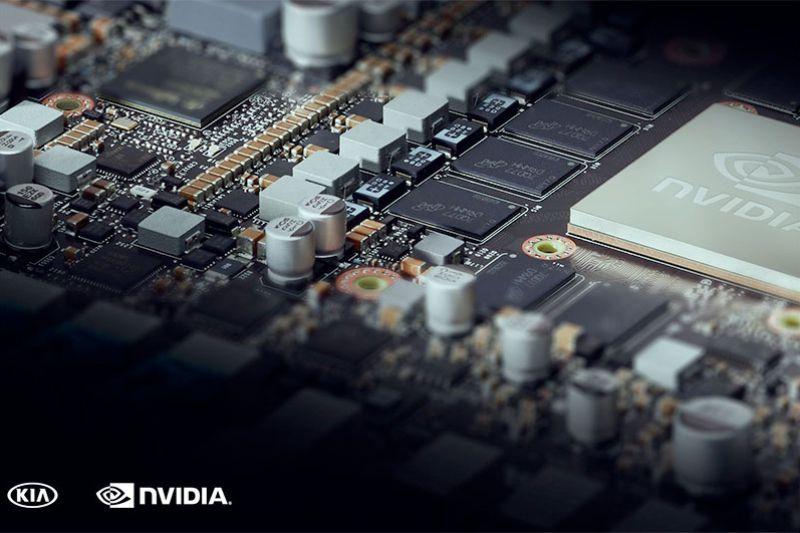 Hyundai kembangkan sistem operasi mobil terhubung gandeng NVidia