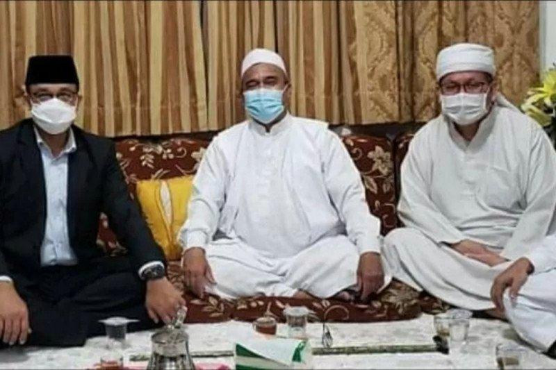 Resepsi pernikahan putri Rizieq Shihab boleh sepanjang ikuti aturan