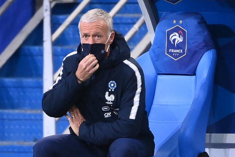 Prancis berharap yang cedera kembali untuk melawan Portugal