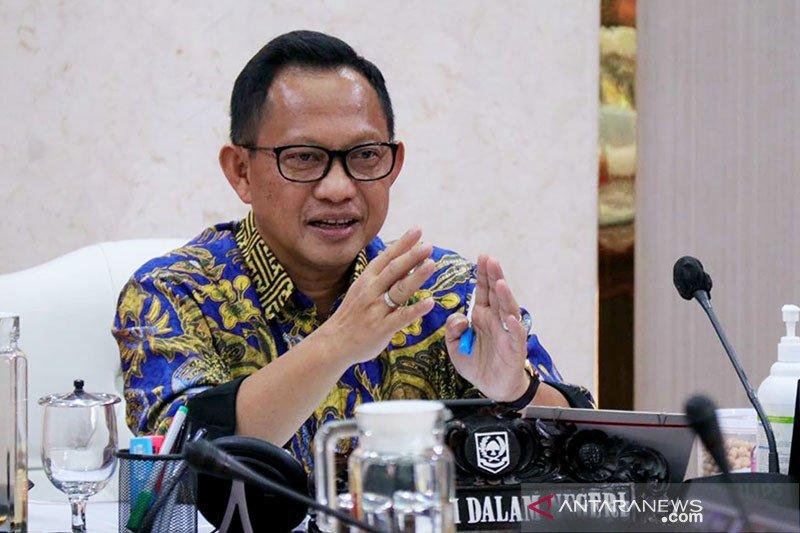 Penguatan desa kunci penguat ketahanan ekonomi bangsa, kata Mendagri