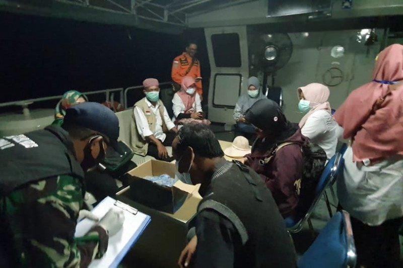KAL Mamuju dikerahkan bantu evakuasi korban kapal bocor