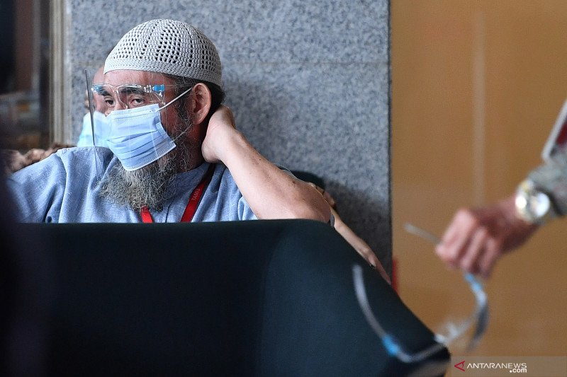 KPK kembali periksa aktor Rudy Wahab