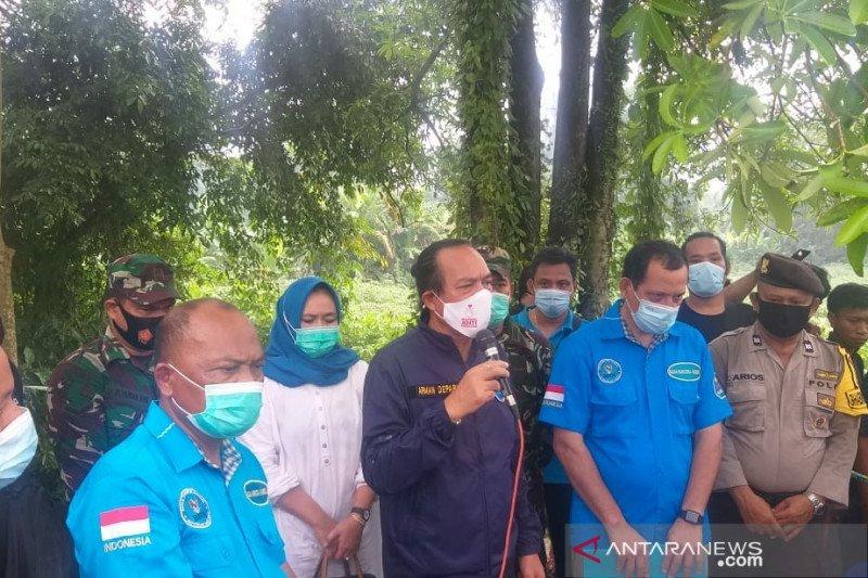 BNN temukan 141 kg ganja dan ringkus 5 tersangka di Medan