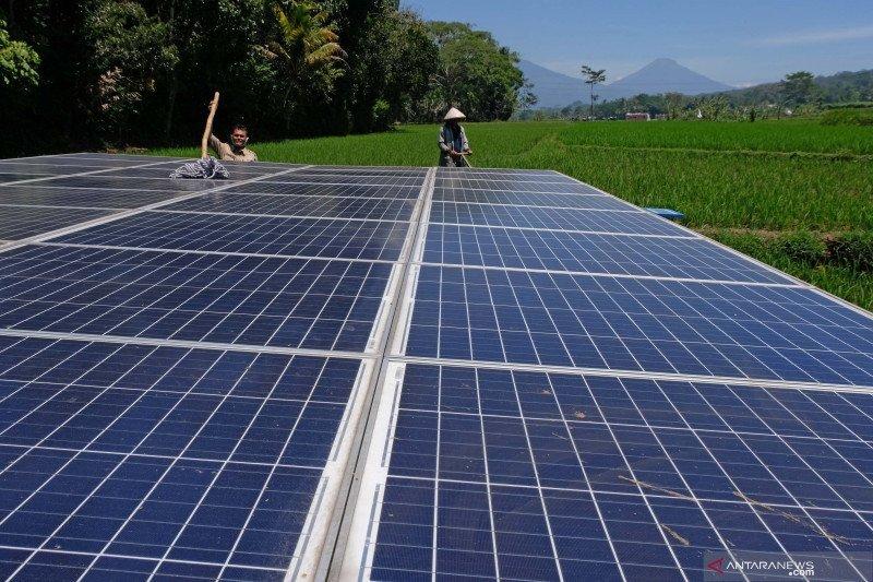 Indef apresiasi peningkatan porsi EBT dalam bauran energi nasional